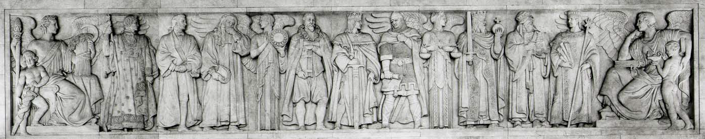 North Wall Frieze