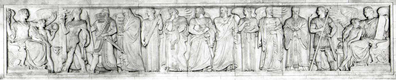South Wall Frieze