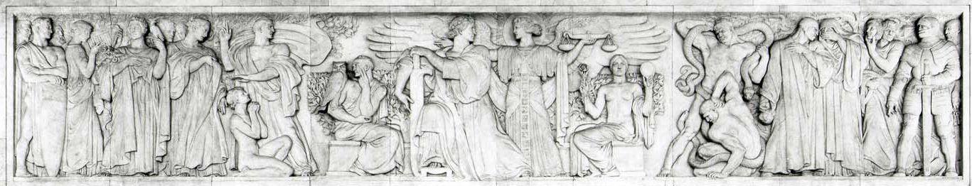 West Wall Frieze
